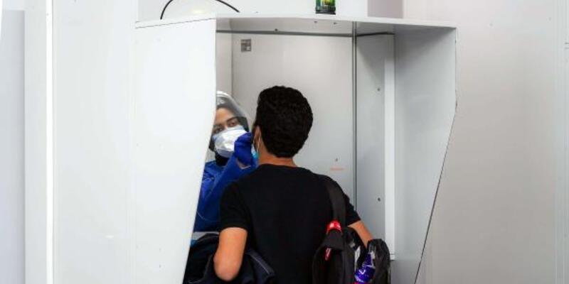İstanbul Havalimanı'nda antikor test uygulaması başladı