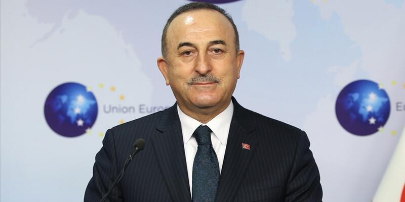 Dışişleri Bakanı Çavuşoğlu'ndan AB açıklaması