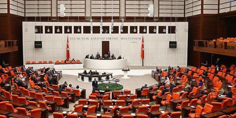 TSK Personel Kanunu'nda değişiklik teklifi, TBMM'ye sunuldu