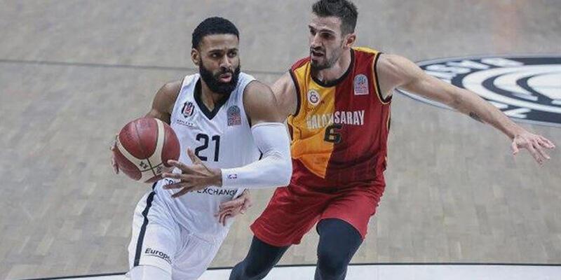 Beşiktaş Icrypex-Galatasaray: 82-64