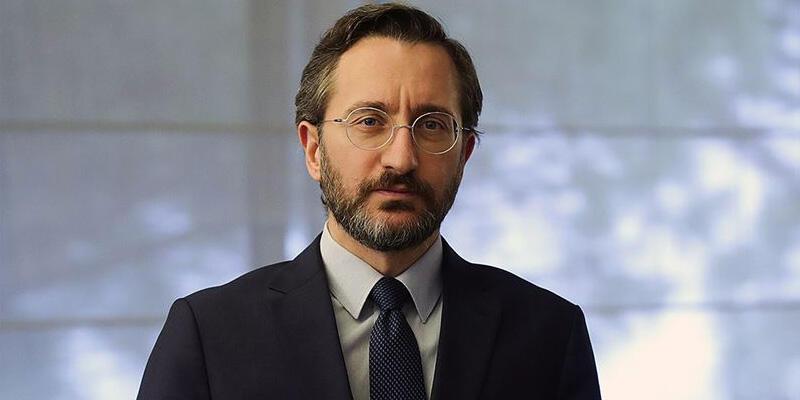 Cumhurbaşkanlığı İletişim Başkanı Fahrettin Altun'dan 'Militan' tepkisi