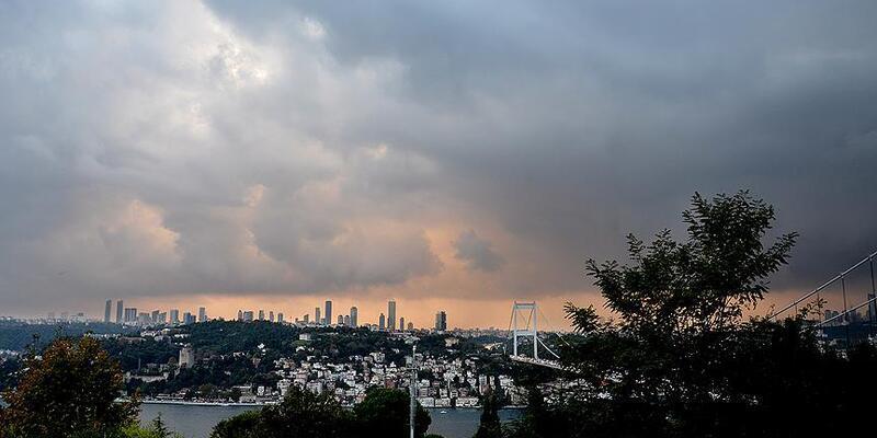Meteoroloji'den İstanbul için 'sarı kod'lu uyarı