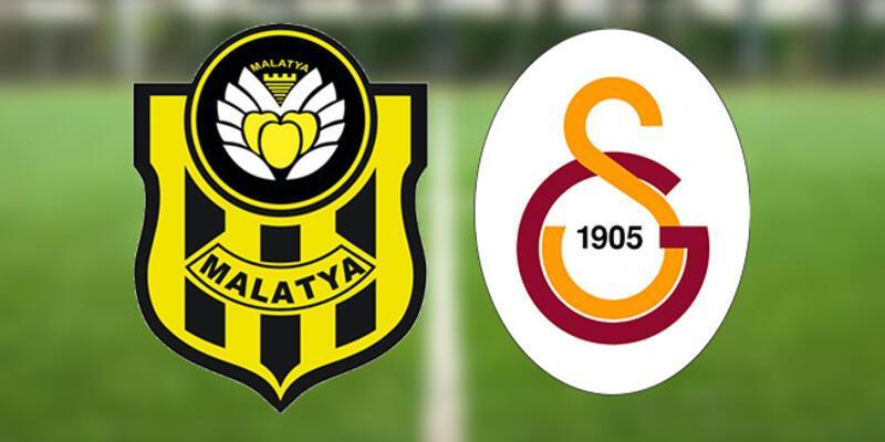 Yeni Malatya GS maçı canlı yayın ne zaman, saat kaçta? Malatya Galatasaray maçı muhtemel 11'leri
