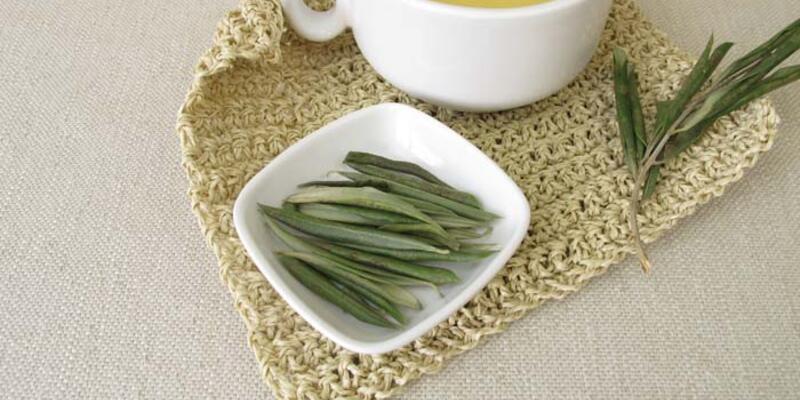 Zeytin yaprağı çayı ile ilgili 'sıcak su' uyarısı