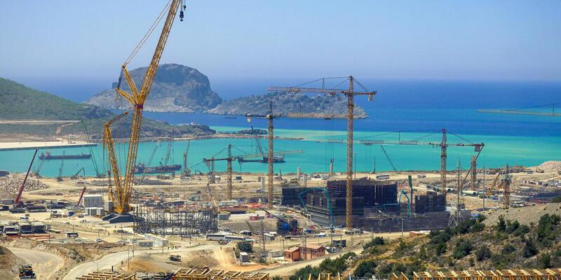 Akkuyu Nükleer A.Ş.: Santral çevresinde diri fay bulunmuyor