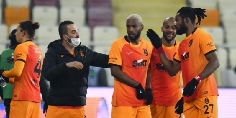 Yeni Malatyaspor 0-1 Galatasaray MAÇ ÖZETİ