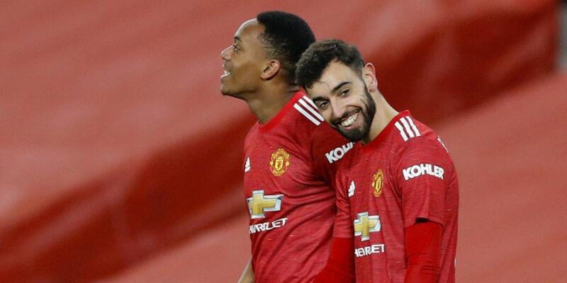 Manchester United Liverpool'u eledi
