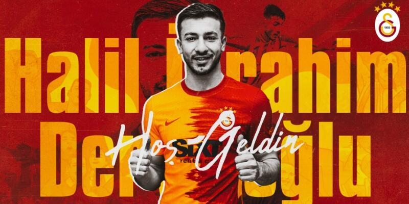 Galatasaray Halil Dervişoğlu'nu açıkladı