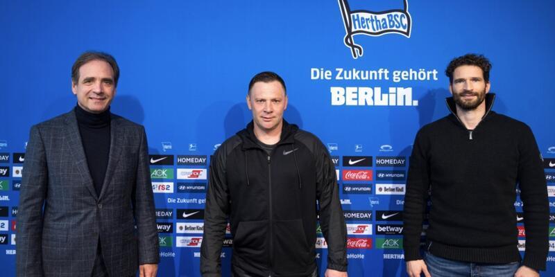 Hertha Berlin'de Pal Dardai dönemi