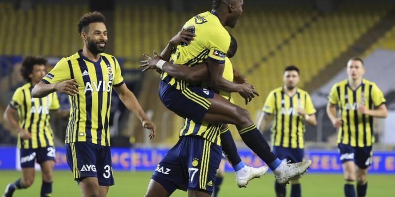 Fenerbahçe'den pas rekoru