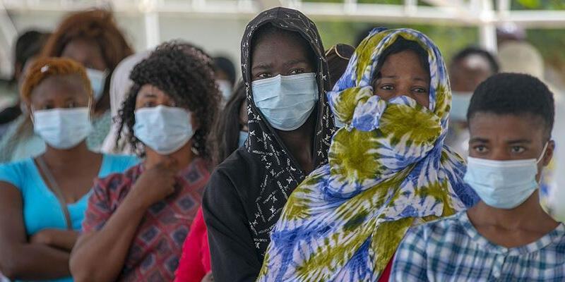 Afrika'da iyileşen Kovid-19 hasta sayısı 3 milyona yaklaştı