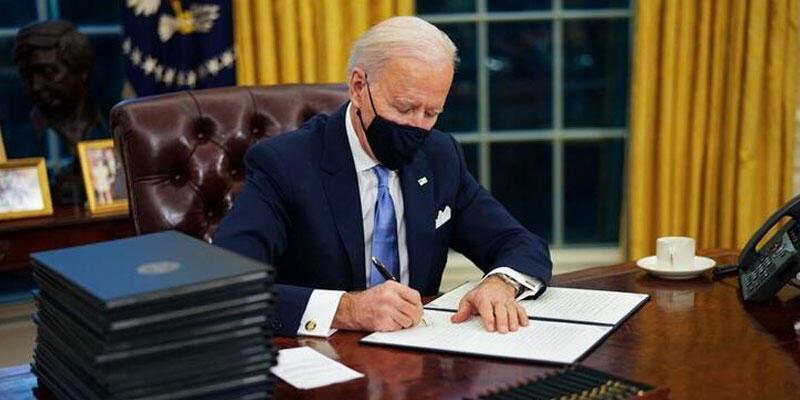 Trump giderayak imzalamıştı! Biden'dan seyahat yasağı kararı