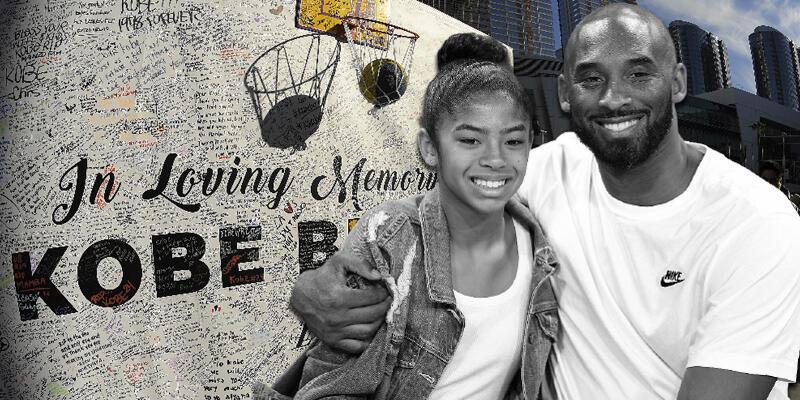 Kobe Bryant ve kızı Gianna aramızdan ayrılalı 1 yıl oldu