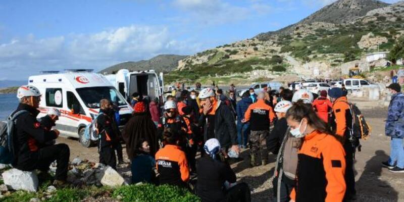 Sahilde cesedi bulunmuştu: Kaçak göçmen dramı