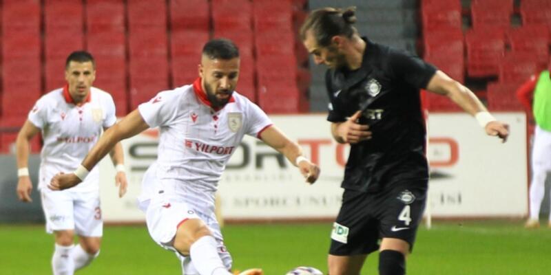 Yasin Öztekin: Hedefimiz Süper Lig'e çıkmak