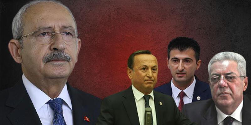 CHP lideri Kılıçdaroğlu, Muharrem İnce'ye katılacağı iddia edilen 3 vekil ile görüştü