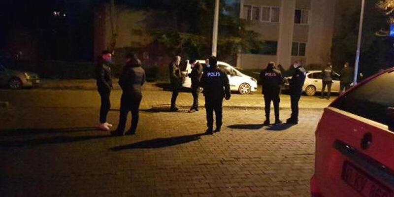 Otoparktaki saldırıda 2 kişi yaralandı