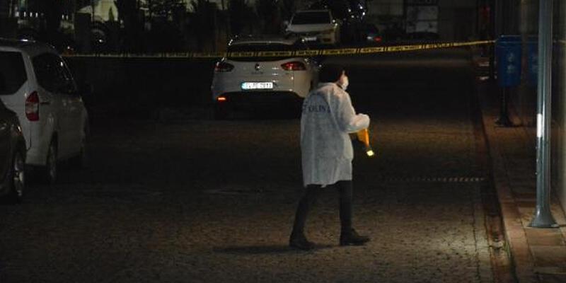 Hastane otoparkında silahlı saldırı: Amca ve yeğen yaralandı