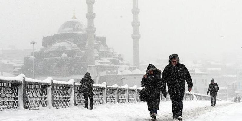 İstanbul'a kar ne zaman yağacak? İstanbul kar yağış saati: İlk kar görüntüleri