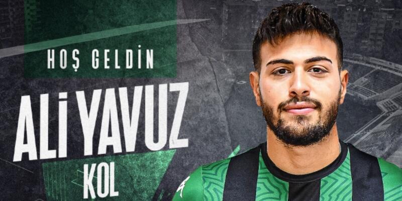 Ali Yavuz Kol Denizlispor'a transfer oldu