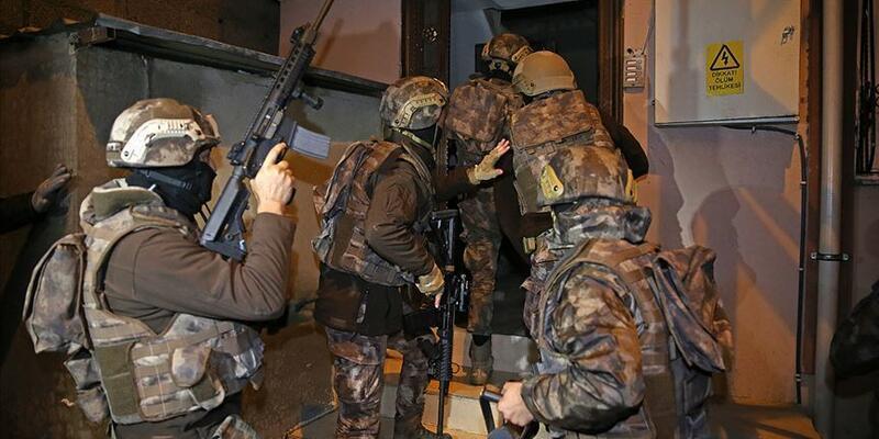 Son dakika... 58 ilde DEAŞ operasyonu: 126 şüpheli yakalandı