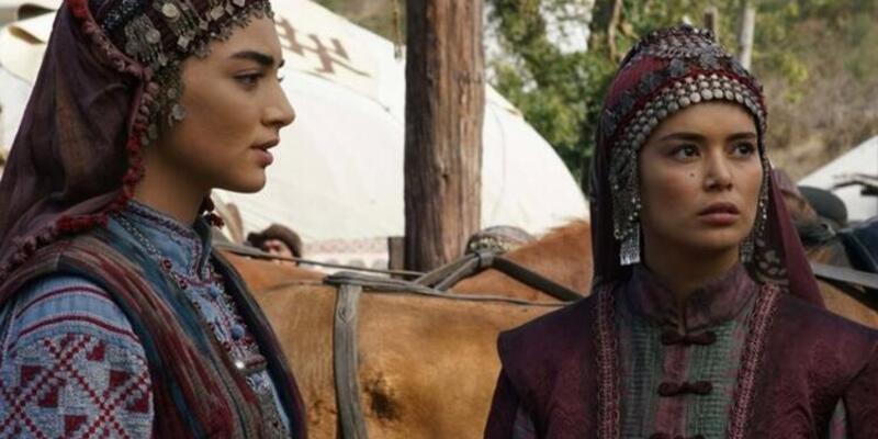Kuruluş Osman Lena kimdir, gerçek adı ne? Seray Kaya kaç yaşında, nereli, hangi dizilerde oynadı?