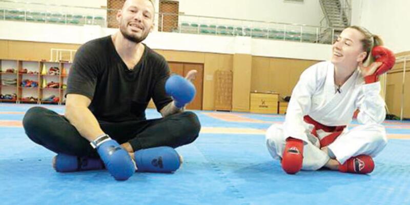 Senden İyi Yok'a bu hafta, Karateci Serap Özdemir konuk oluyor...