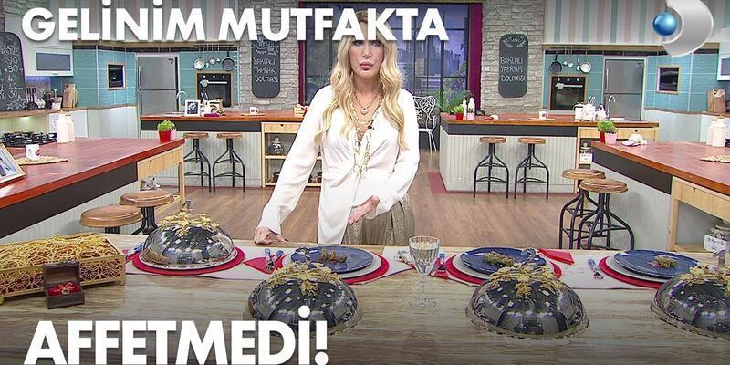 Seda Sayan, Gelinim Mutfakta'nın 629. Bölümünde en yüksek puanı kime verdi?