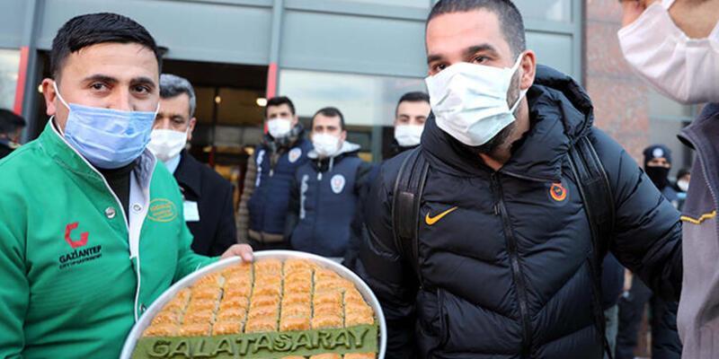 Arda Turan: Baklavayı yiyemem