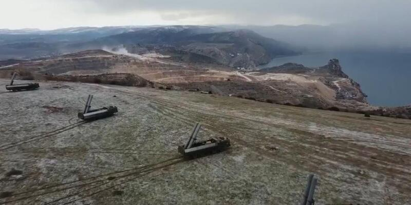 ABDsavaşgemisi Karadeniz'de görevine başladı, Rusya Kırım'a süpersonik füzeler yerleştirdi