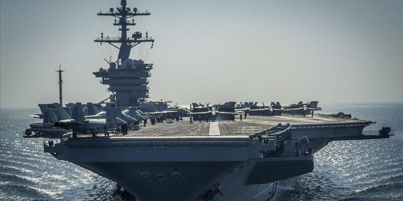 ABD donanma gemisinde koronavirüs paniği: 41 asker karantinada