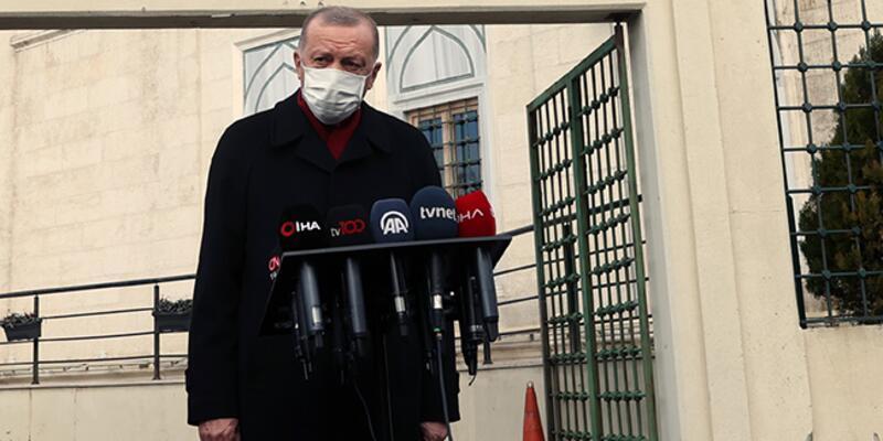 Kafeler ve restoranlar açılacak mı? Cumhurbaşkanı Erdoğan'dan kafe ve restoran açıklaması