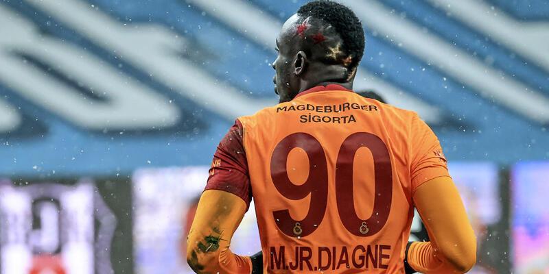 Son dakika... Diagne'nin ayrılığı TFF'ye bildirildi!