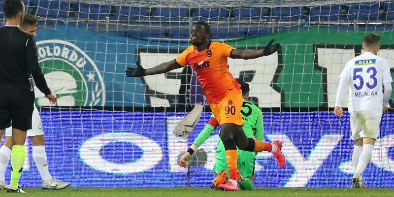 Son dakika... Galatasaray Diagne'yi KAP'a bildirdi