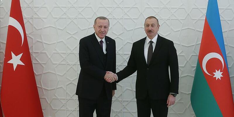 SON DAKİKA: Aliyev'den Cumhurbaşkanı Erdoğan'a tebrik telefonu