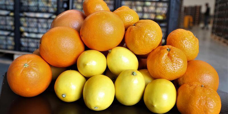 Ek baraj ücreti ödememek için 30 kilo portakal yedi