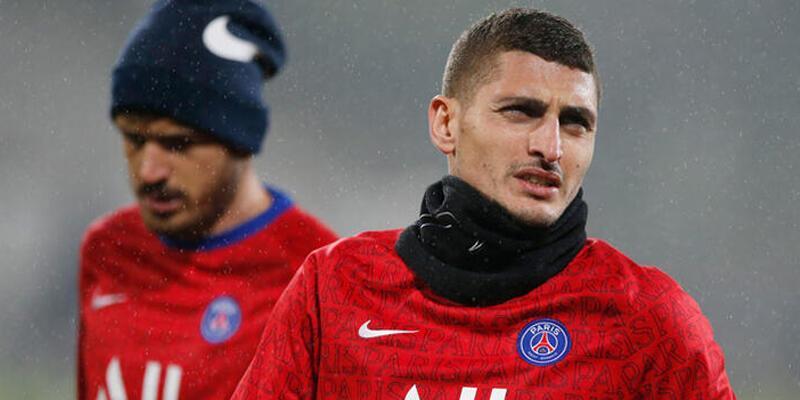 Son dakika... PSG'de iki futbolcu koronavirüse yakalandı