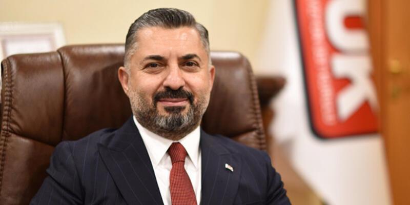 RTÜK Başkanı Şahin'den, CHP'li Özel'e cevap