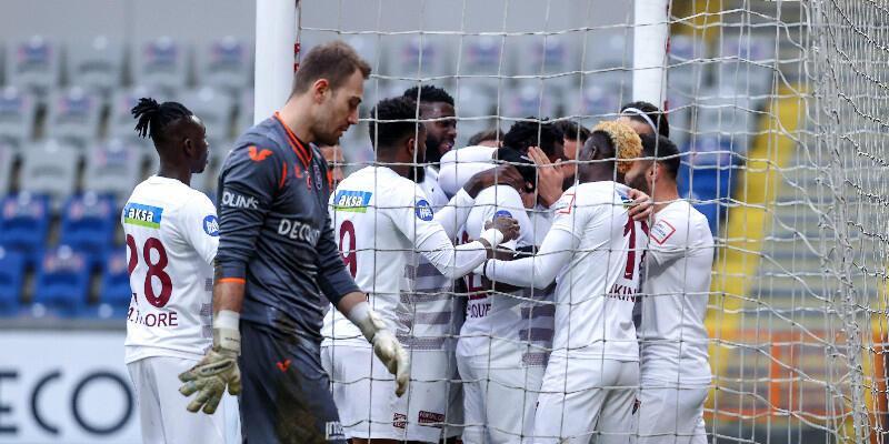 Başakşehir - Hatayspor: 1-5