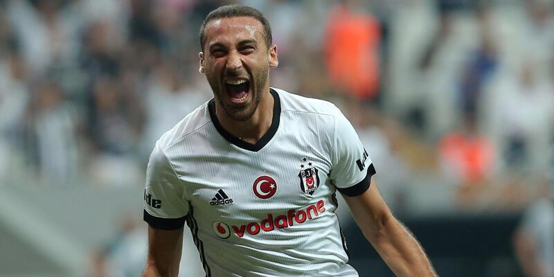 Son dakika... Cenk Tosun yeniden Beşiktaş'ta!