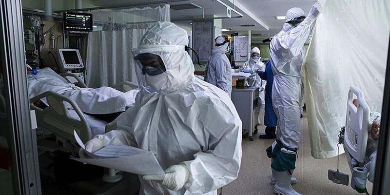 En korkutucu rakamlar! Virüsün Avrupa merkezinde kabus sürüyor