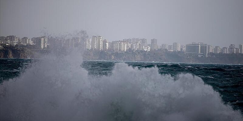 Meteoroloji'den İstanbul için uyarı verdi