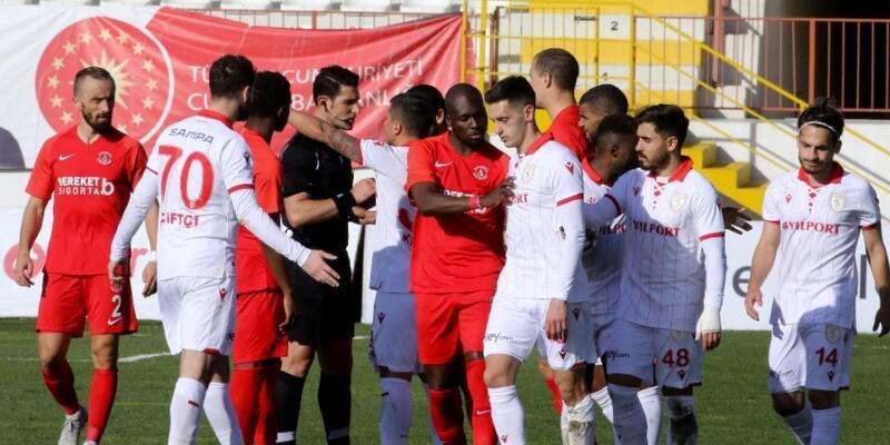 Samsunspor'dan TFF'ye maç tekrarı başvurusu
