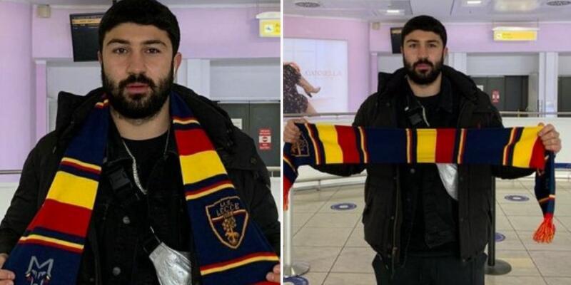 Güven Yalçın Lecce'ye kiralandı