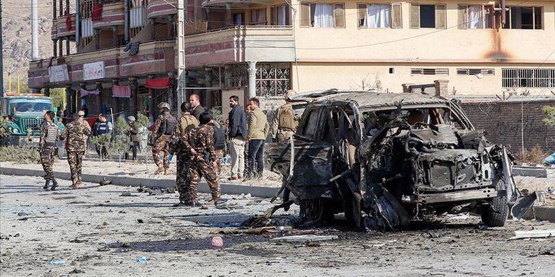 Kabil'de bombalı saldırıda 2 kişi öldü