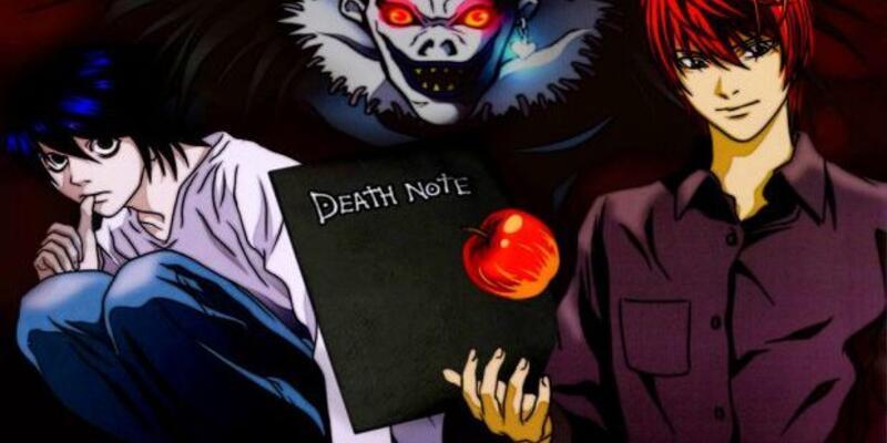 Death Note Dizisinin Konusu Nedir? Oyuncuları Ve İsimleri Neler? Death Note Dizisi Kaç Sezon Kaç Bölüm?