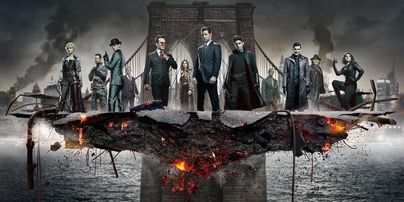 Gotham Dizisinin Konusu Nedir? Oyuncuları Ve İsimleri Neler? Gotham Dizisi Kaç Sezon Kaç Bölüm?