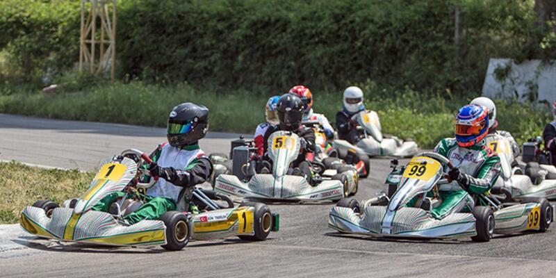TOSFED karting akademisi kuruyor