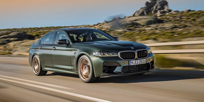BMW M5 modelini 635 beygire çıkardı