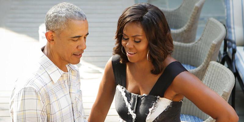 Obama çiftinden Netflix'e 6 film projesi